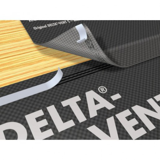 Покрівельна мембрана Dorken Delta-Vent S PLUS