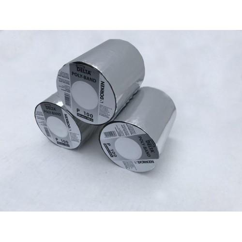 Алюмінієвий скотч DELTA-POLY-BAND P 100